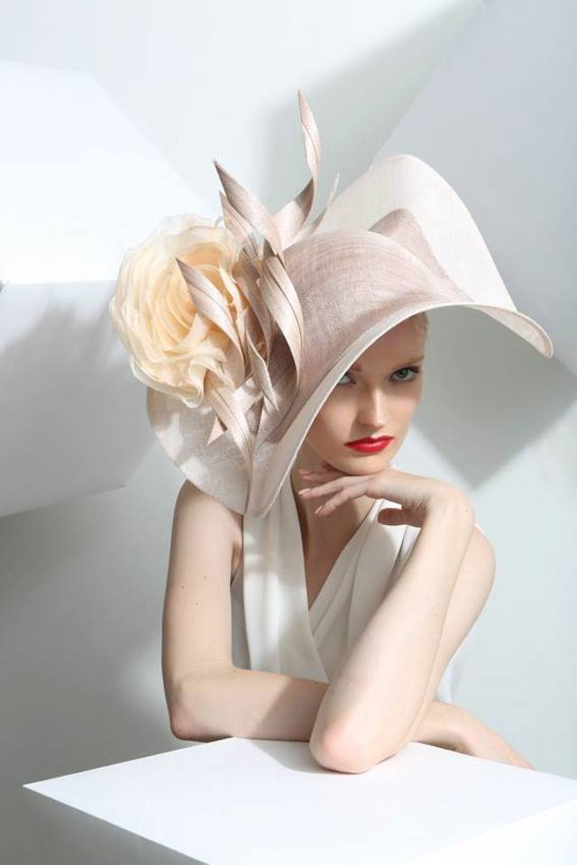 Hat Stand Designs : Spring racing millinery tips how to wear the perfect hat