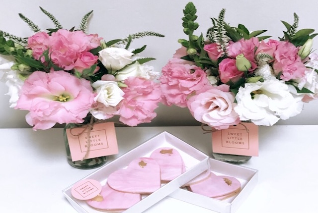 WIN A POSY AND A SET OF COOKIES FOR YOU AND YOUR MUM THANKS TO SWEET LITTLE BLOOMS!