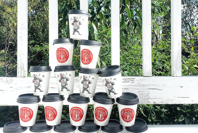 WIN A MONTHS WORTH OF COFFEE THANKS TO FIRST THINGS FIRST COFFEE!