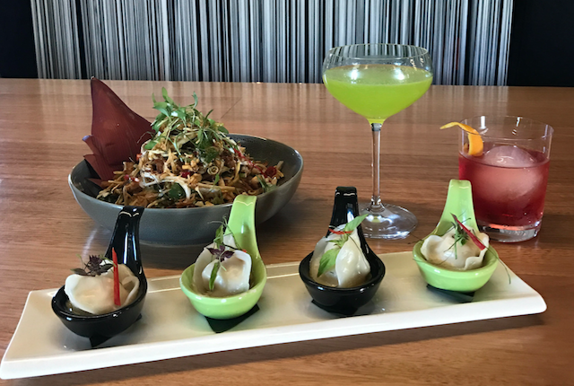 WIN DINNER AND COCKTAILS FOR 4 PEOPLE AT MRS Q ON GOUGER STREET!