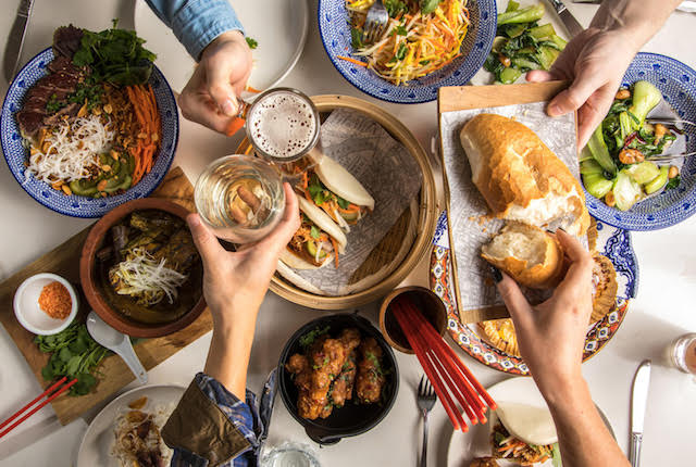 WIN DINNER FOR 4 WITH PAIRED WINES AT MADAME HANOI + DRINKS & DESSERT AT THE LODGE VALUED AT OVER $600