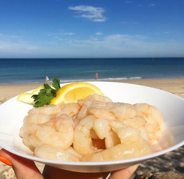 Recipe brees prawn chicken paella adelady recipe prawn chicken paella forumfinder Images