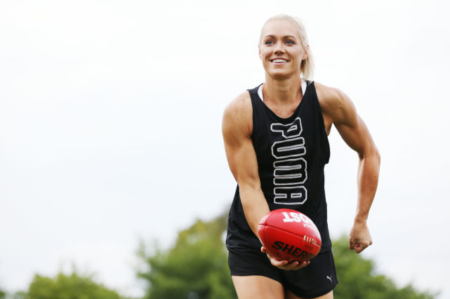Erin Phillips: AFLW LEGEND