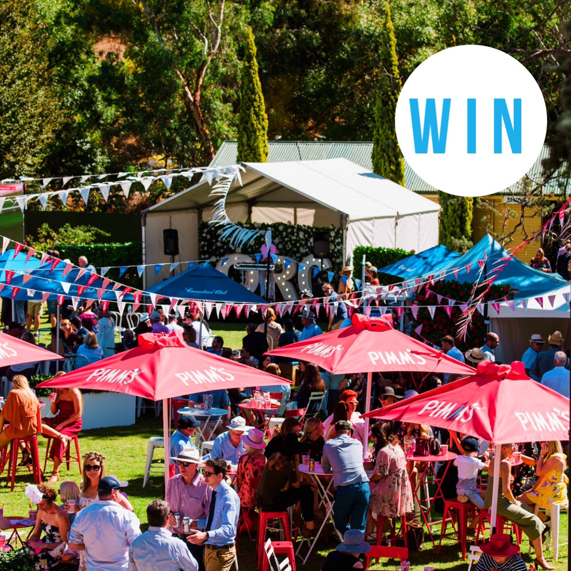 WIN the ultimate day at the Oakbank Racing Carnival for 6 people thanks to The Races SA