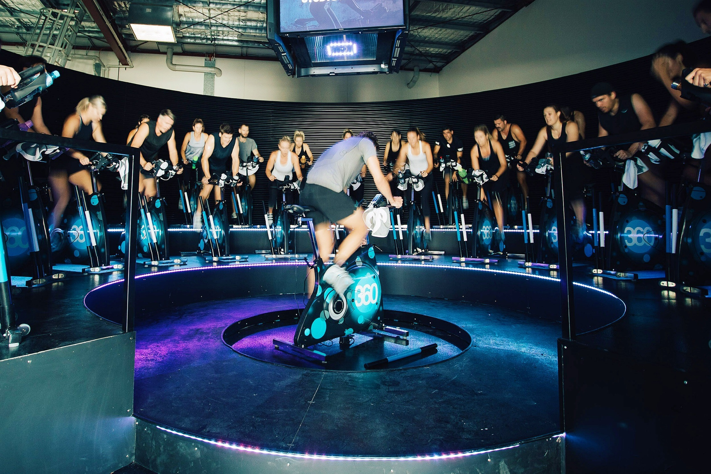 WIN a 6 month Studio360 Cycle membership for you and a friend