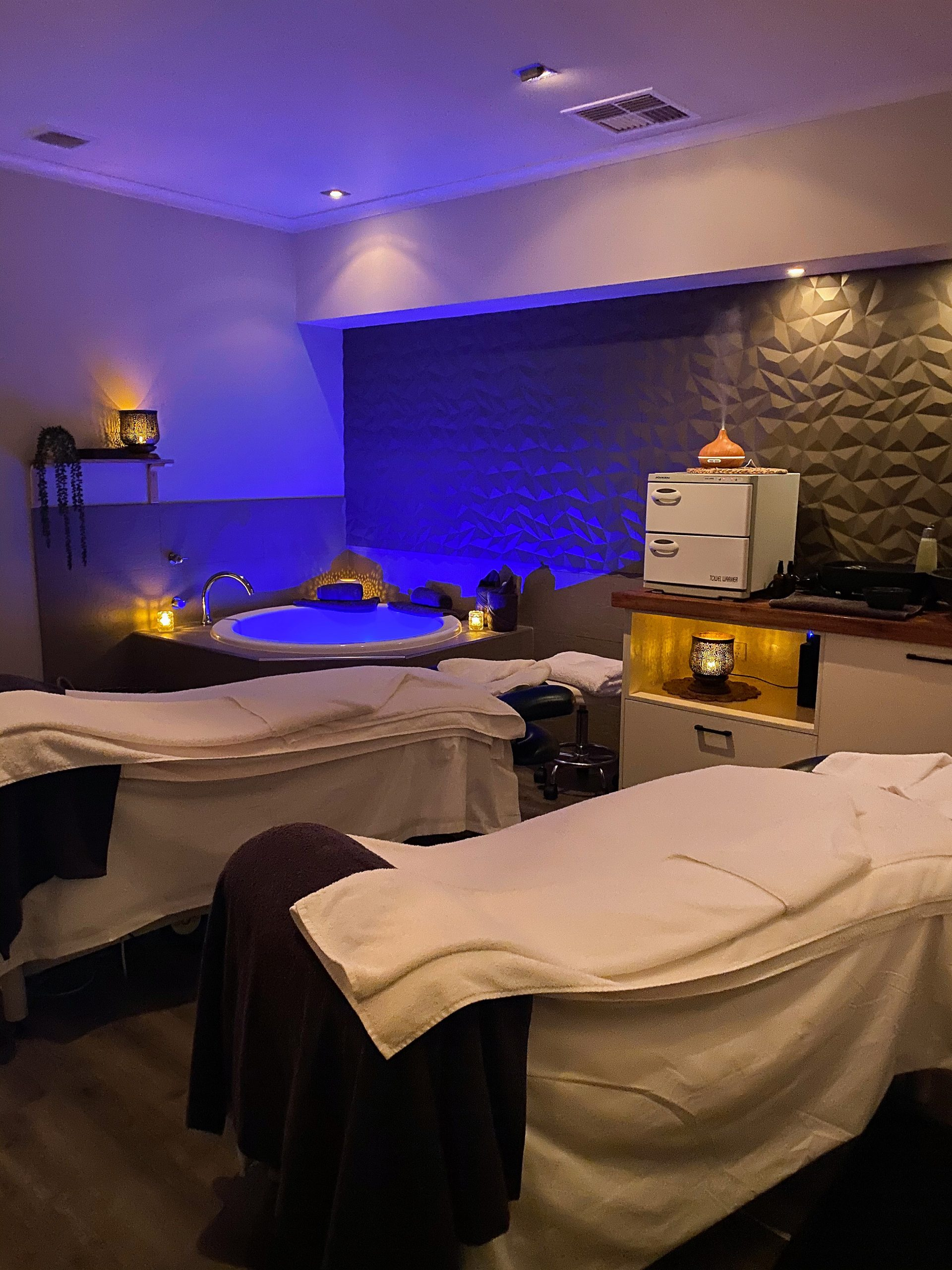 Switch off and be pampered at Adelaide's Temple Day Spa