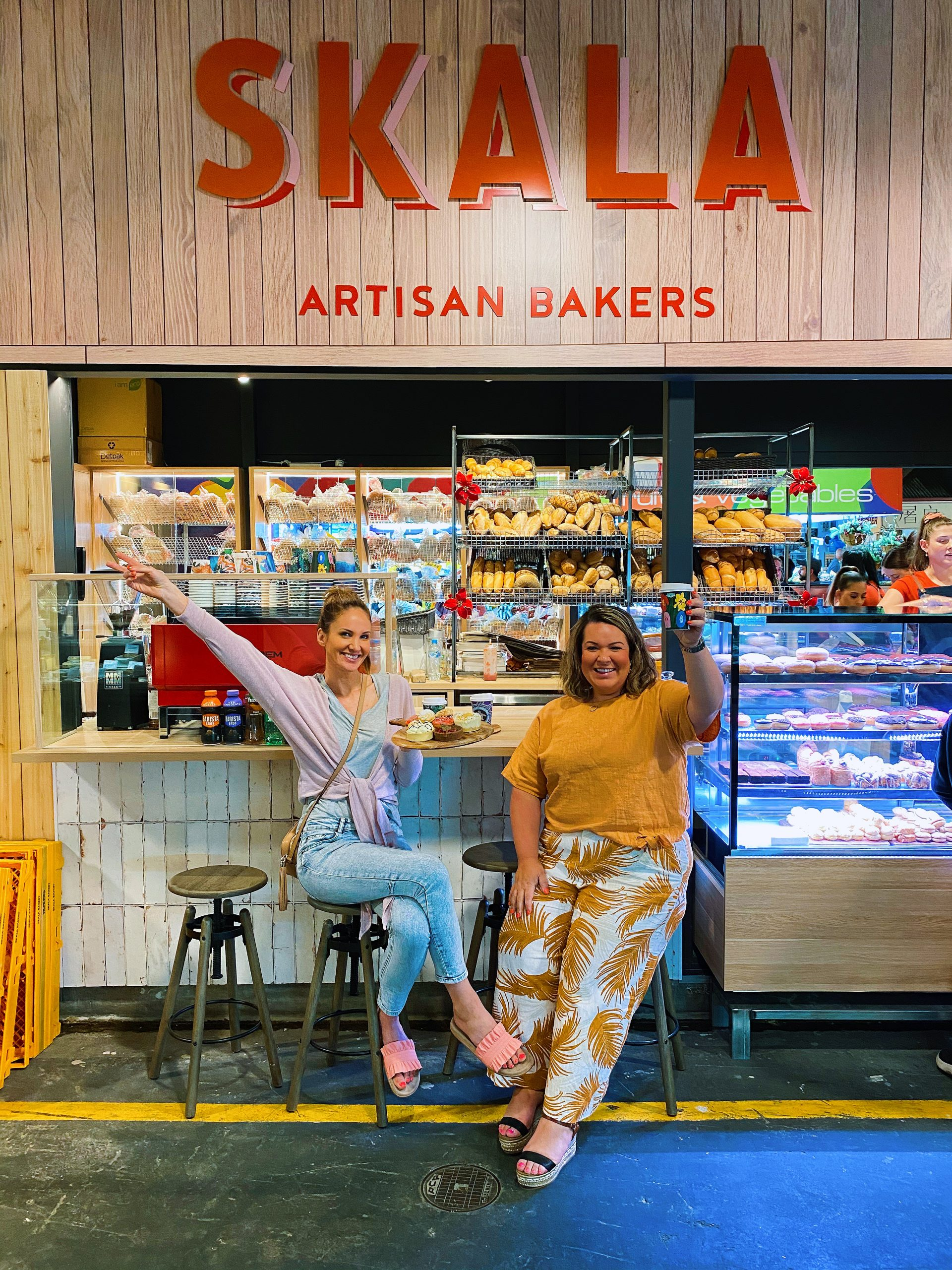 WIN 1 of 3 double passes to come and have lunch and drinks with us at Skala Bakery