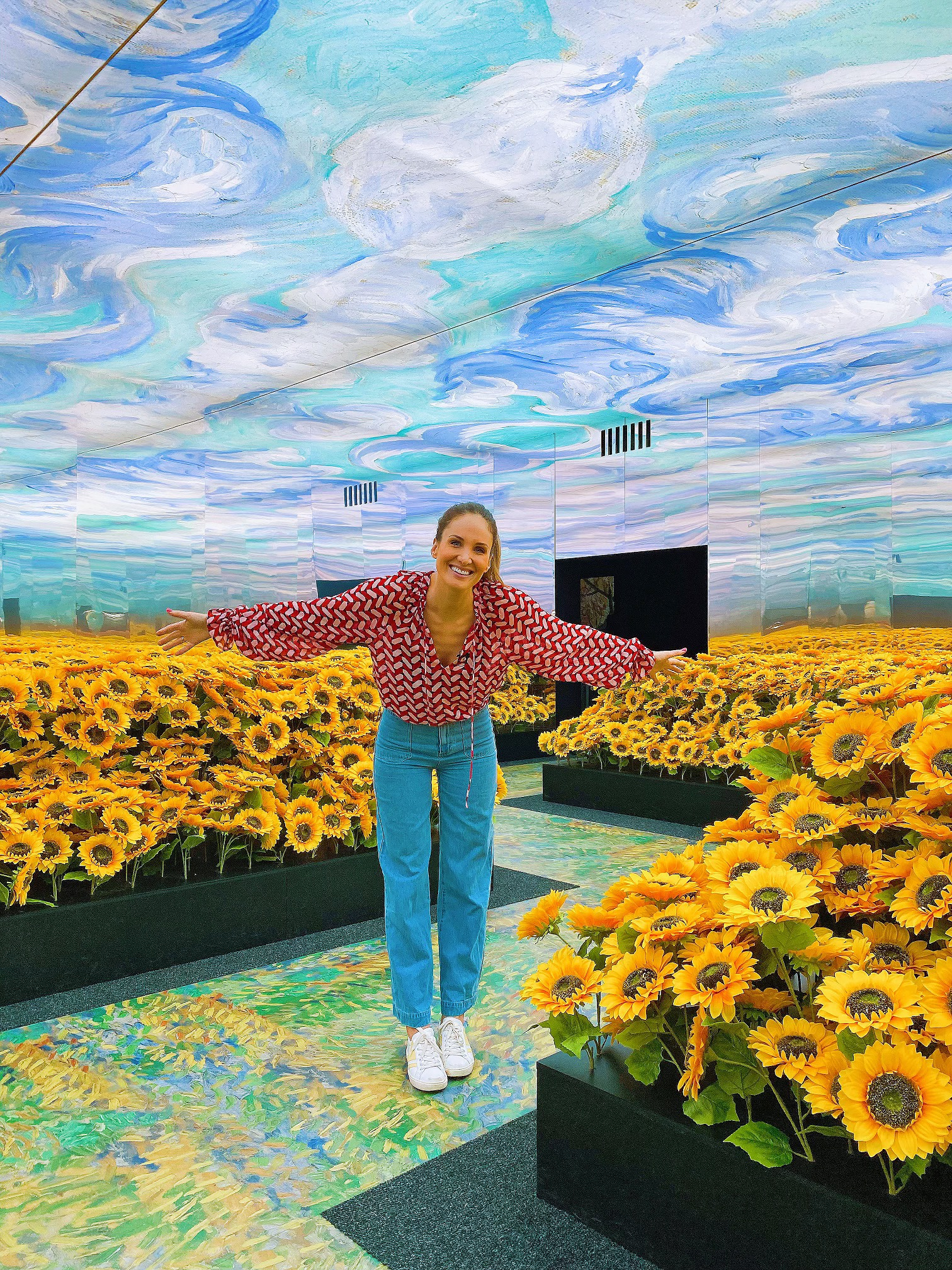 WIN 2 x family passes for you and your bestie to see the Van Gogh Alive experience!